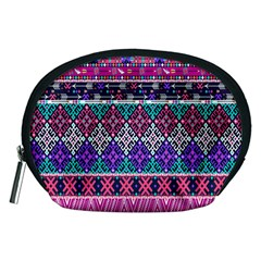Tribal Seamless Aztec Pattern Accessory Pouches (medium)