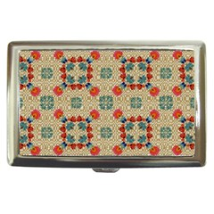 Traditional Scandinavian Pattern Cigarette Money Cases