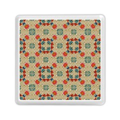 Traditional Scandinavian Pattern Memory Card Reader (square)