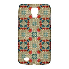 Traditional Scandinavian Pattern Galaxy S4 Active