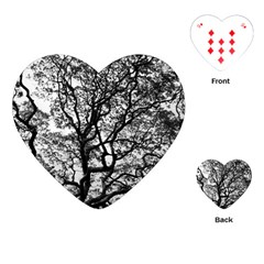 Tree Fractal Playing Cards (heart)