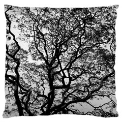 Tree Fractal Standard Flano Cushion Case (one Side)