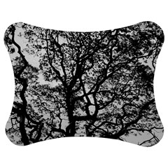 Tree Fractal Jigsaw Puzzle Photo Stand (bow)
