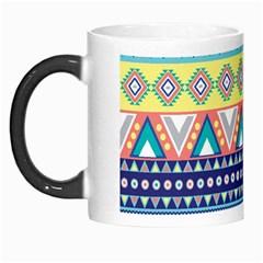 Tribal Print Morph Mugs
