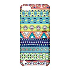 Tribal Print Apple Ipod Touch 5 Hardshell Case With Stand