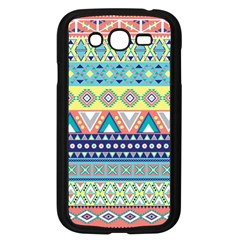 Tribal Print Samsung Galaxy Grand Duos I9082 Case (black)