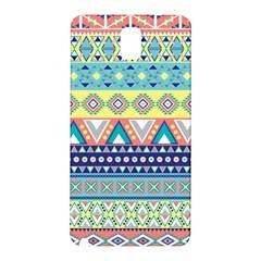 Tribal Print Samsung Galaxy Note 3 N9005 Hardshell Back Case