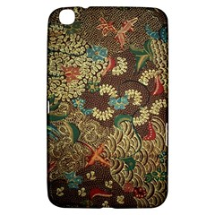 Traditional Batik Art Pattern Samsung Galaxy Tab 3 (8 ) T3100 Hardshell Case
