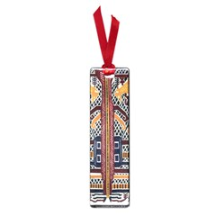 Traditional Batik Indonesia Pattern Small Book Marks