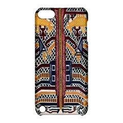 Traditional Batik Indonesia Pattern Apple Ipod Touch 5 Hardshell Case With Stand