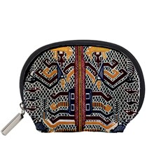 Traditional Batik Indonesia Pattern Accessory Pouches (small)