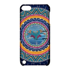 Traditional Pakistani Art Apple Ipod Touch 5 Hardshell Case With Stand