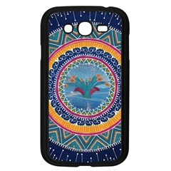 Traditional Pakistani Art Samsung Galaxy Grand Duos I9082 Case (black)