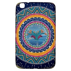 Traditional Pakistani Art Samsung Galaxy Tab 3 (8 ) T3100 Hardshell Case