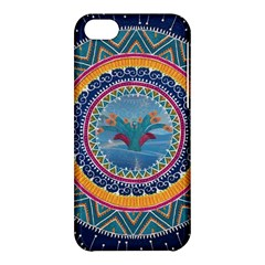 Traditional Pakistani Art Apple Iphone 5c Hardshell Case