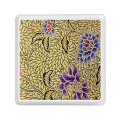 Traditional Art Batik Pattern Memory Card Reader (square)