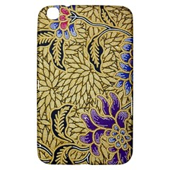 Traditional Art Batik Pattern Samsung Galaxy Tab 3 (8 ) T3100 Hardshell Case