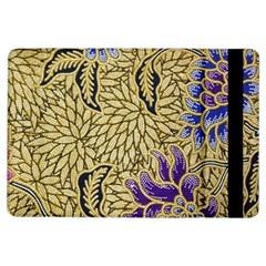 Traditional Art Batik Pattern Ipad Air Flip