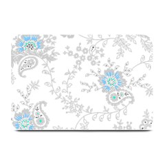 Traditional Art Batik Flower Pattern Plate Mats
