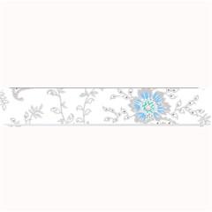 Traditional Art Batik Flower Pattern Small Bar Mats