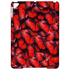 The Red Butterflies Sticking Together In The Nature Apple Ipad Pro 9 7   Hardshell Case