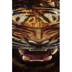 Tiger Face 5 5  X 8 5  Notebooks