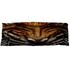 Tiger Face Body Pillow Case (dakimakura)