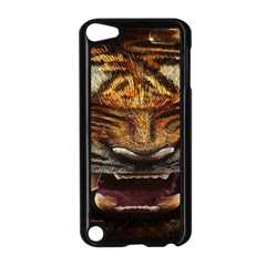 Tiger Face Apple Ipod Touch 5 Case (black)