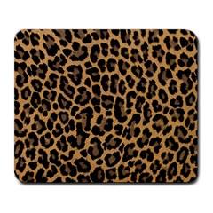 Tiger Skin Art Pattern Large Mousepads