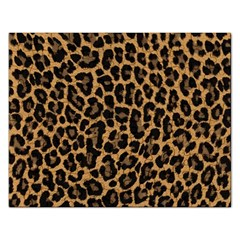 Tiger Skin Art Pattern Rectangular Jigsaw Puzzl