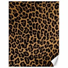 Tiger Skin Art Pattern Canvas 18  X 24