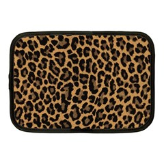 Tiger Skin Art Pattern Netbook Case (medium)