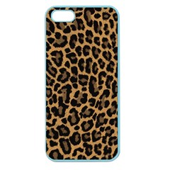 Tiger Skin Art Pattern Apple Seamless Iphone 5 Case (color)