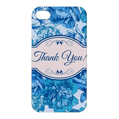 Thank You Apple Iphone 4/4s Hardshell Case
