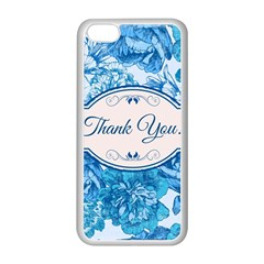 Thank You Apple Iphone 5c Seamless Case (white)
