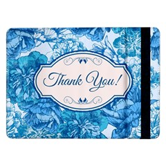 Thank You Samsung Galaxy Tab Pro 12 2  Flip Case