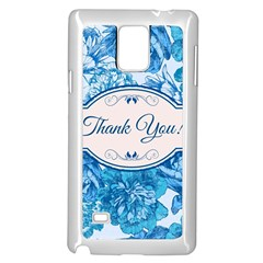 Thank You Samsung Galaxy Note 4 Case (white)
