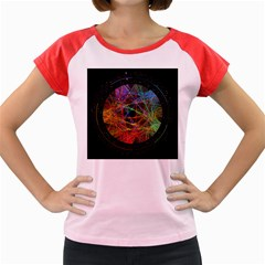 The Art Links Pi Women s Cap Sleeve T Shirt