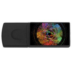 The Art Links Pi Rectangular Usb Flash Drive
