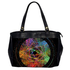 The Art Links Pi Office Handbags (2 Sides)