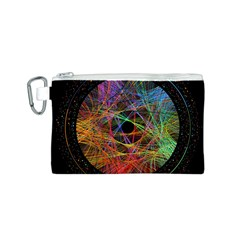 The Art Links Pi Canvas Cosmetic Bag (s)