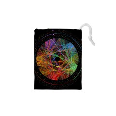 The Art Links Pi Drawstring Pouches (xs)