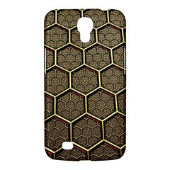 Texture Hexagon Pattern Samsung Galaxy Mega 6 3  I9200 Hardshell Case