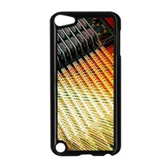 Technology Circuit Apple Ipod Touch 5 Case (black)
