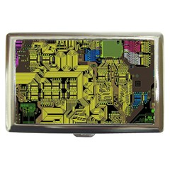 Technology Circuit Board Cigarette Money Cases