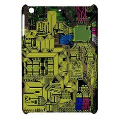 Technology Circuit Board Apple Ipad Mini Hardshell Case