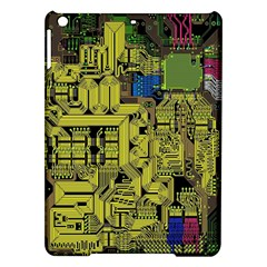 Technology Circuit Board Ipad Air Hardshell Cases