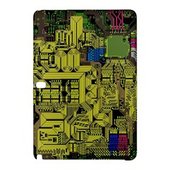 Technology Circuit Board Samsung Galaxy Tab Pro 10 1 Hardshell Case