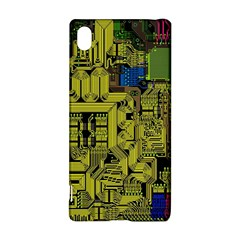 Technology Circuit Board Sony Xperia Z3+