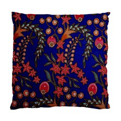 Texture Batik Fabric Standard Cushion Case (one Side)